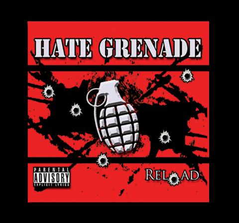 Hate Grenade - Reload EP (2014)