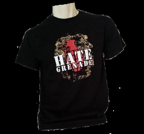 Hate Grenade - Original Logo