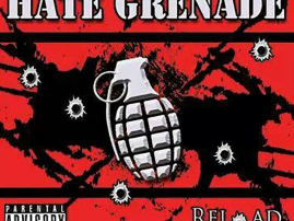 "Hate Grenade - RELOAD EP - Recorded February 2014 - Today we celebrate the 5 year anniversary w/ the release of our single, ""Critical."""